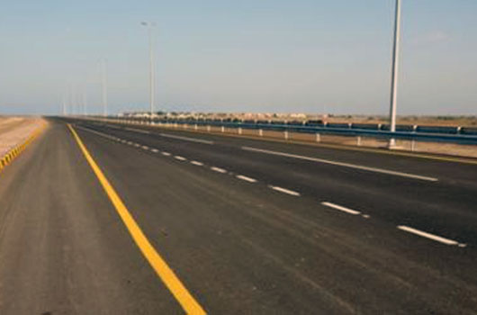 BATINAH COASTAL ROAD CONSTRUCTION WORKS